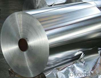 PEQ with Aluminium foil lamination usage Application