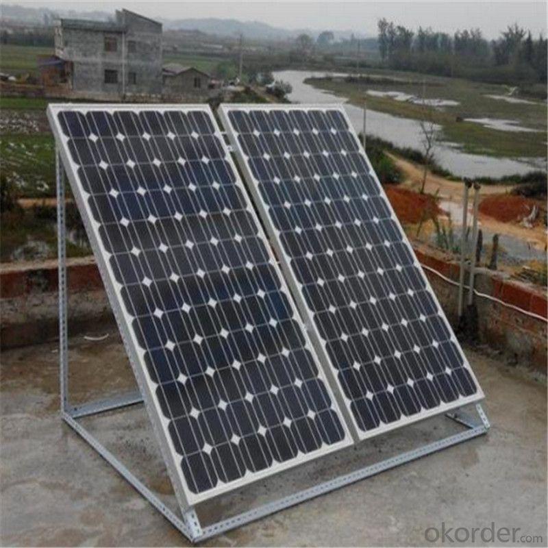 60  Watt Photovoltaic Poly Solar Panels