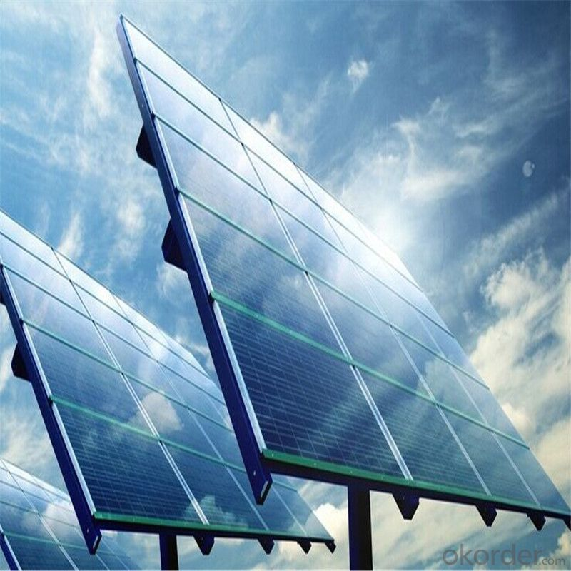 55 Watt Photovoltaic Poly Solar Panels