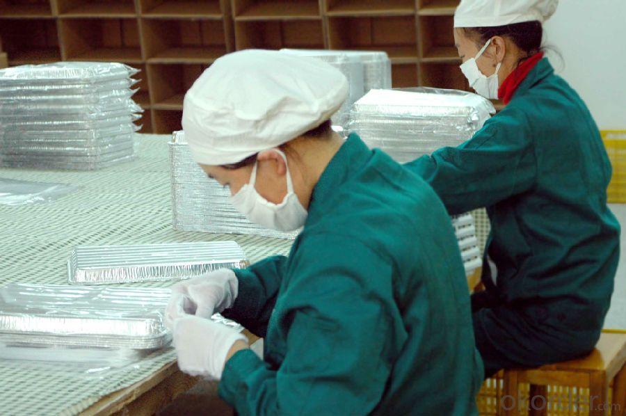 Aluminium Container Foil for Container Making