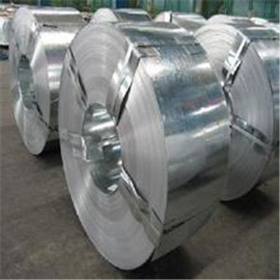 Hot and Cold Rolled Steel Strip Coils Q195 Q235 in China