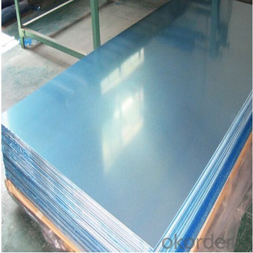 Aluminium Plain Sheets 1100 for Bus Body