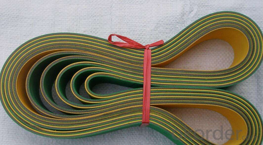 Industrial Power Nylon Flat Transmission Belt