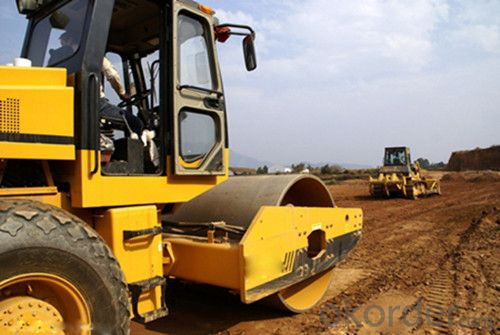 Vibrating Roller Road Roller   New Model 8105L
