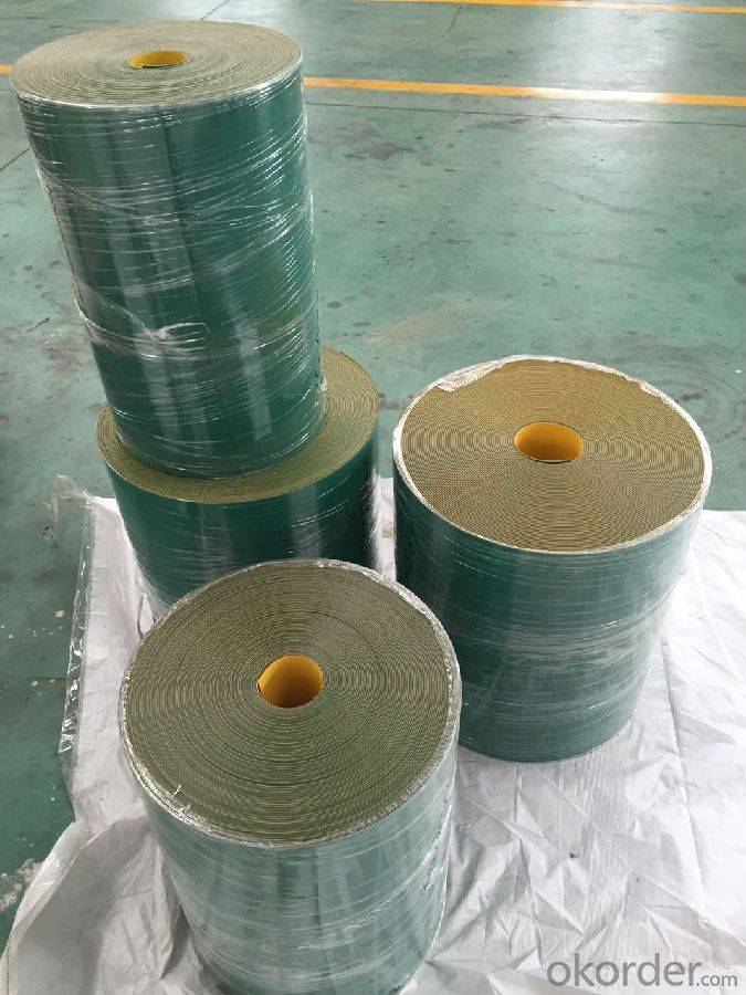 Flat Nylon Transmission Belts for Textile Industry