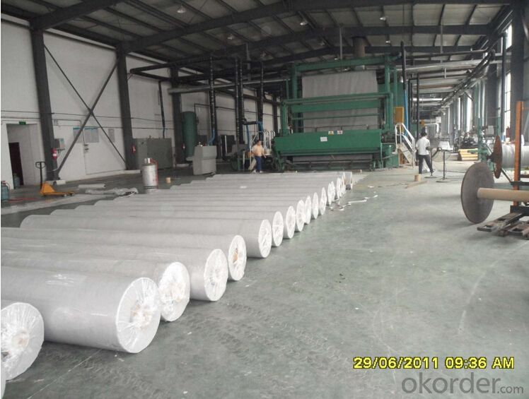 Nonwoven Geotextile Fabric for Road Construction Geotextile