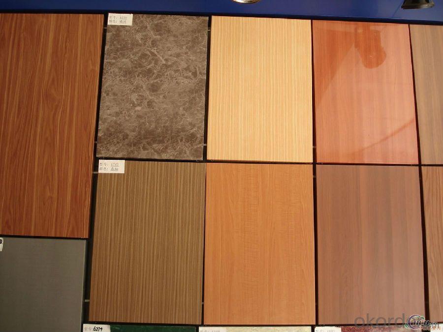 PVDF Prepainted Aluminium Composite Panel