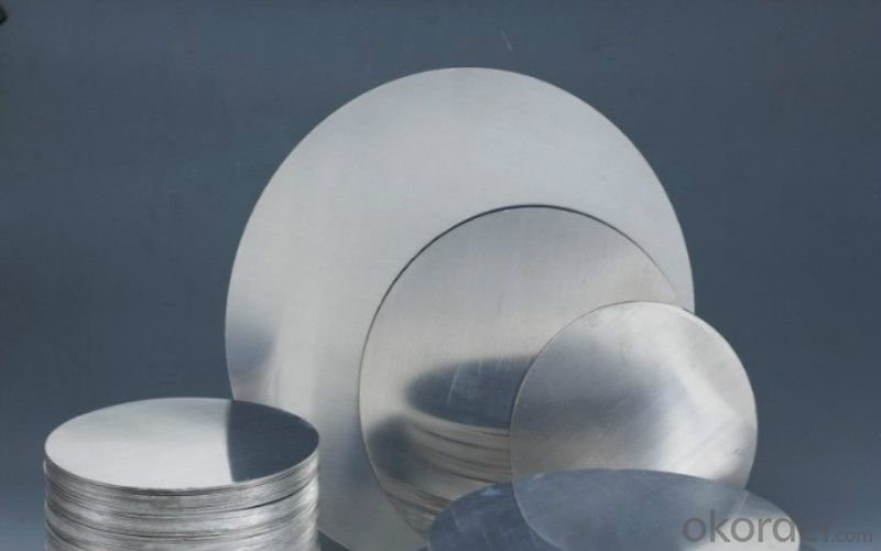 AA1100 D.C Mill Finished Aluminum Circles used for Cookware