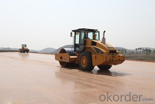 Vibrating Roller Road Roller   New Model 8208(K)-3