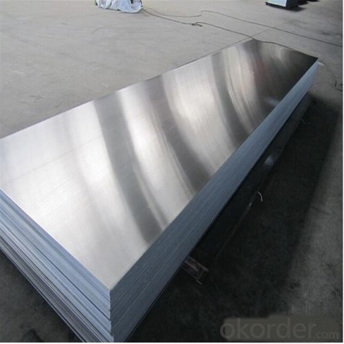Aluminum Alloy Sheet 5083 for Shipbuilding
