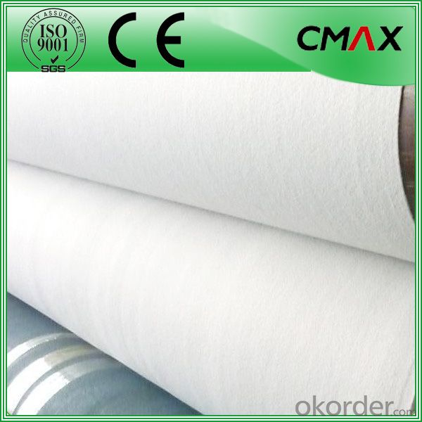 River Bank& Road Construction Polypropylene Nonwoven Geotextile