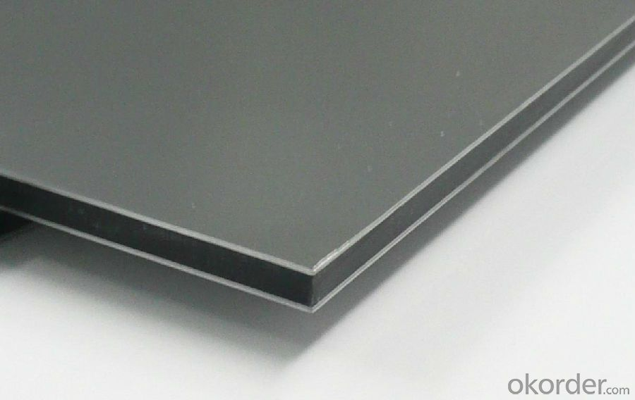 aluminum composite panel 5mm interior aluminum cladding