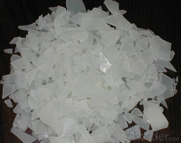 Aluminum Sulfate No Fe Qualifed Grade in China