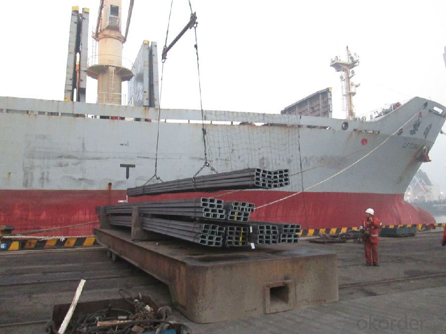 MS Hot Rolled Low Carbon Alloy Steel Channel