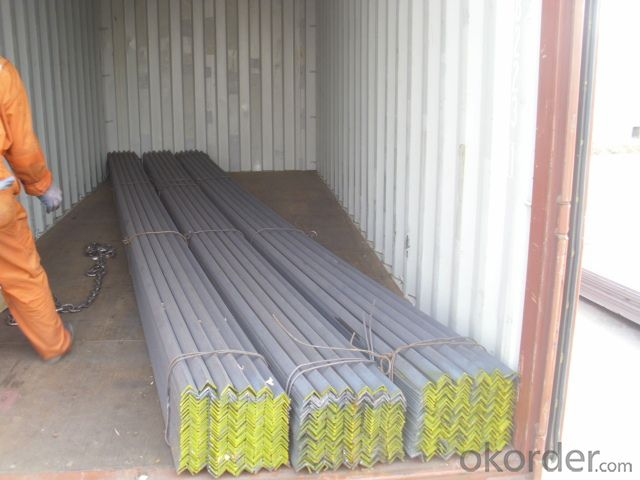 MS Hot Rolled Low Carbon Alloy Steel Equal Angle