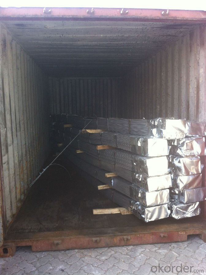 MS Hot Rolled Low Carbon Alloy Steel Flat bar