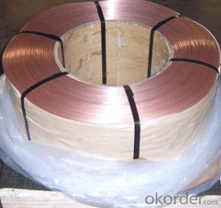 Bronze Coated  Bead  Wire  0.5mm- 2.4mm