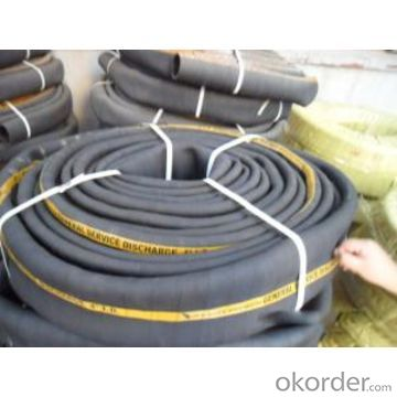 Garden Water Rubber Hose Good Quality 5''