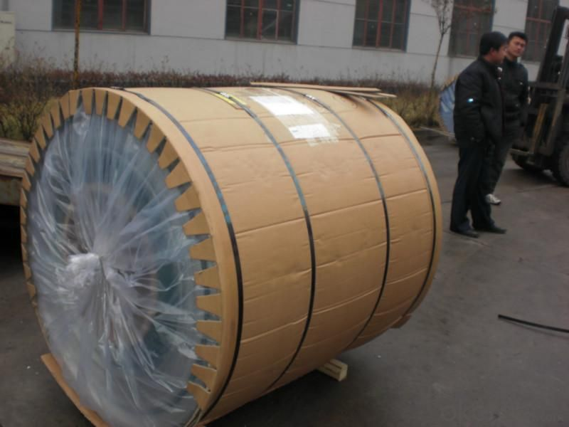 Cold Rolled Aluminum Coil for Gutter Made in China