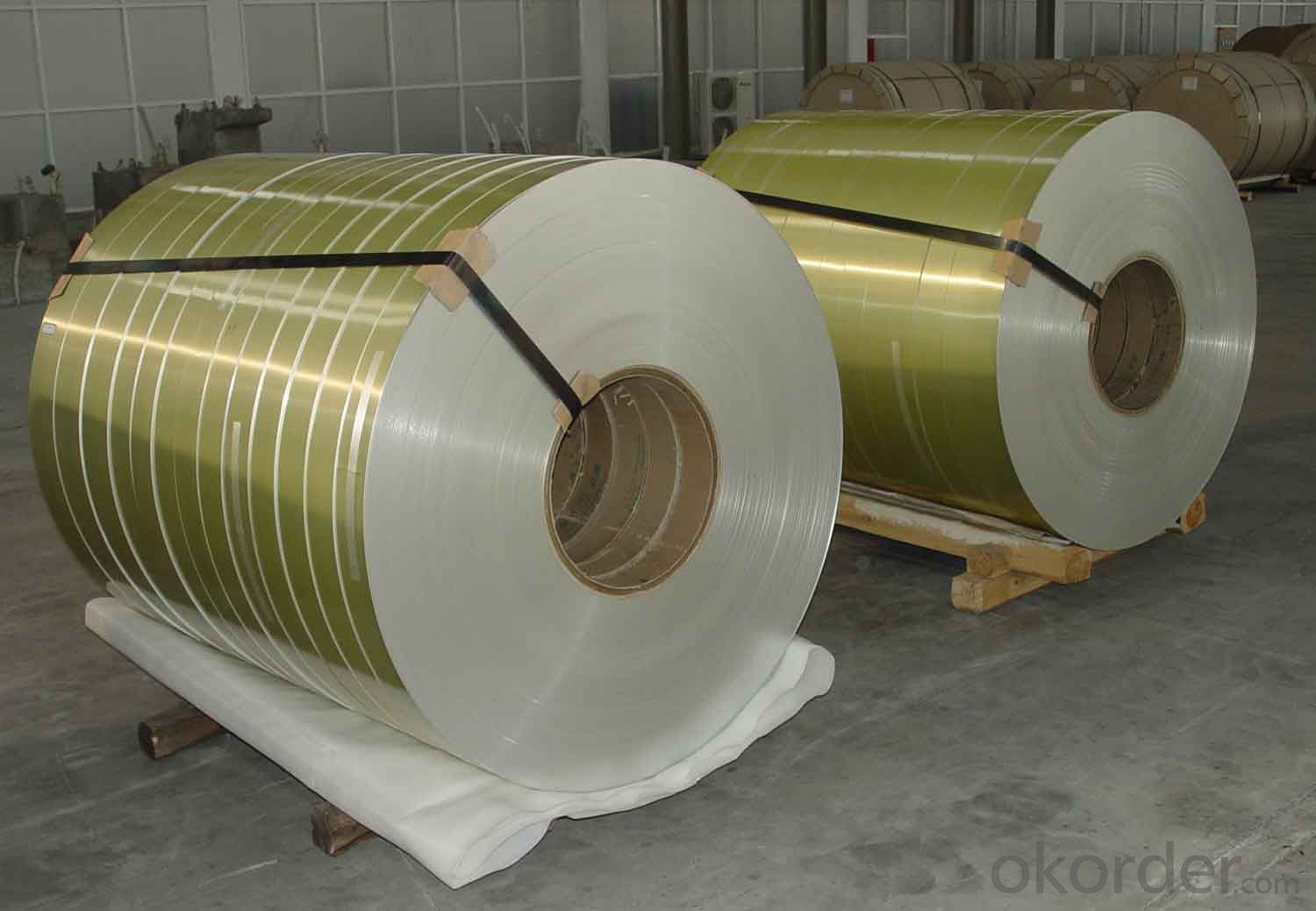 Cold Rolled and Cold Rolled Aluminum Coil from China