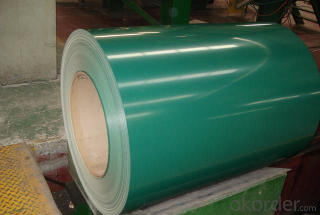Prepainted Aluminum Coil for Making Roofings