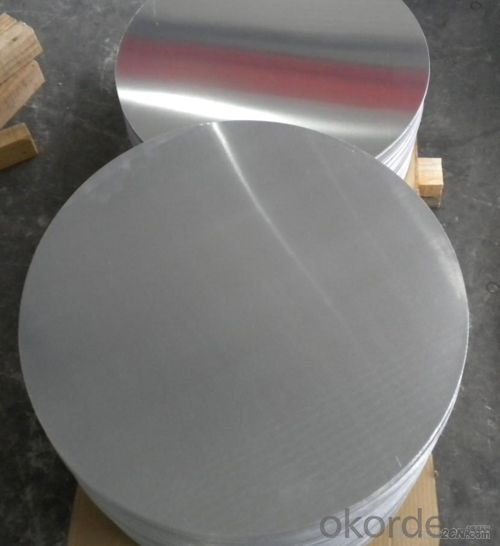 Hot Rolled Aluminum Circles Disk for Cookware AA1100