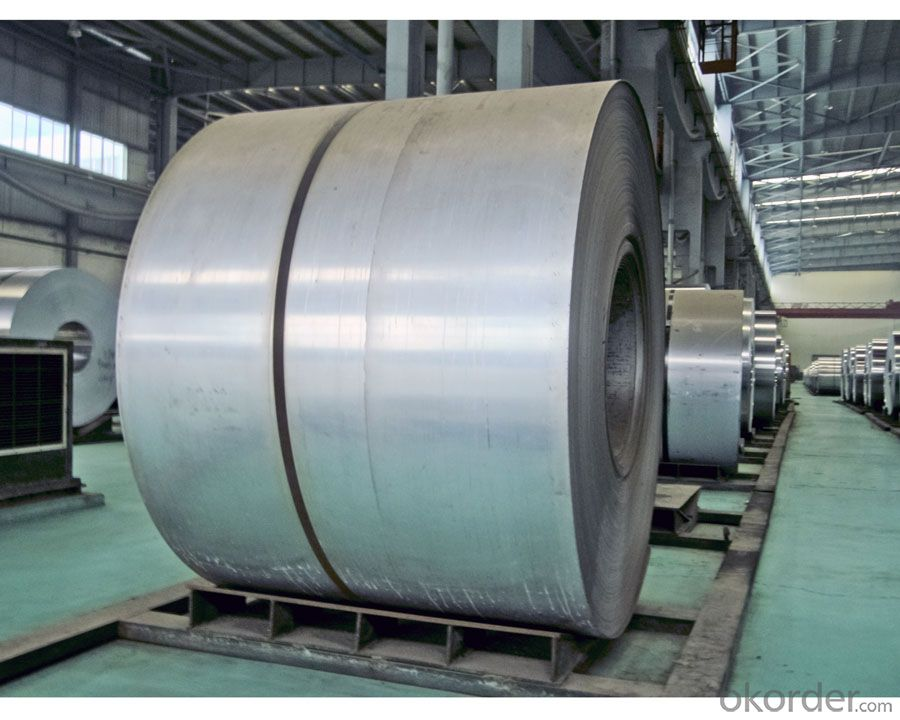 Aluminum Coil for Making Curtain Wall from China