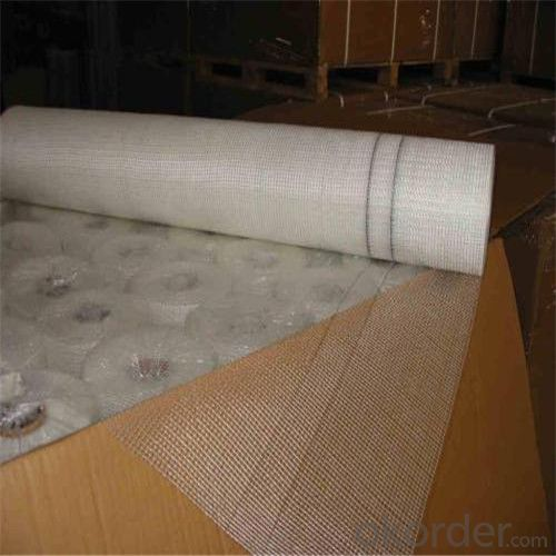 Coated Alkali-Resistant Fiberglass Mesh Cloth 120G/M2 4*4MM High Strength Low Price