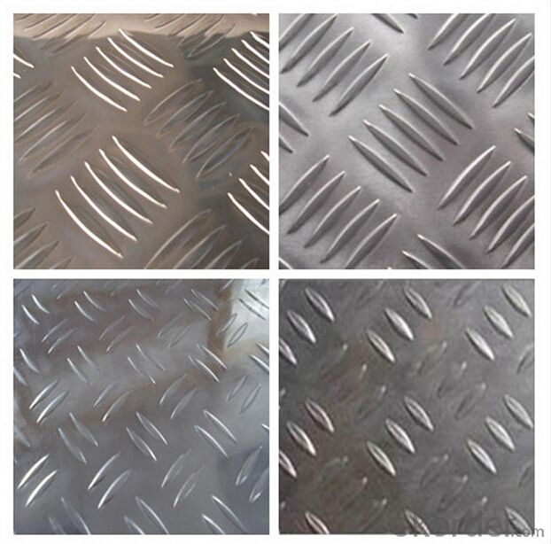 ASTM Standard Checker Five Bar Aluminum Tread Plate