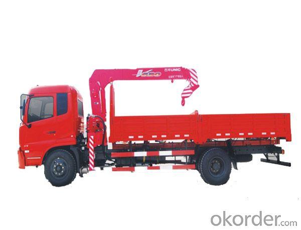 8 Tons Furukawa Crane