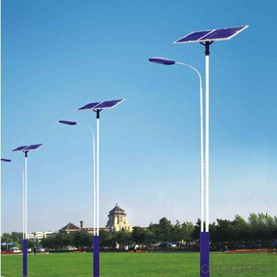 Solar Street Light For Outdoor ,High Quantity,AN-ISSL-55W