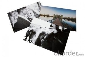Recommended Sublimation Metal Sheet HD Aluminum Metal Photo Panel