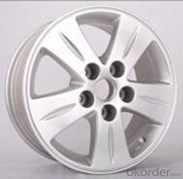 Aluminium Alloy Wheel for Great Pormance No. 21