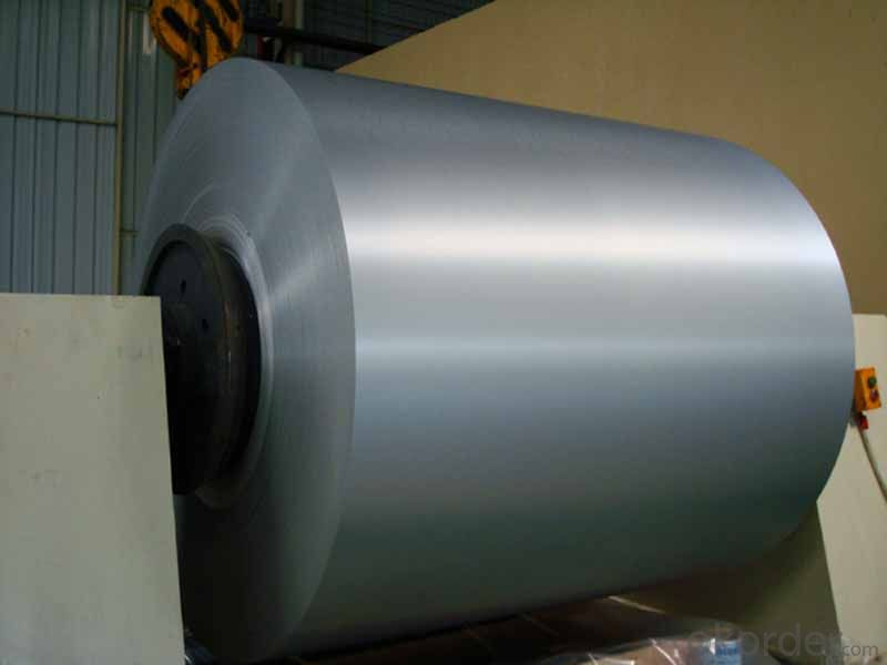 Prepainted Aluminum Coil for Making Curtain Wall in China
