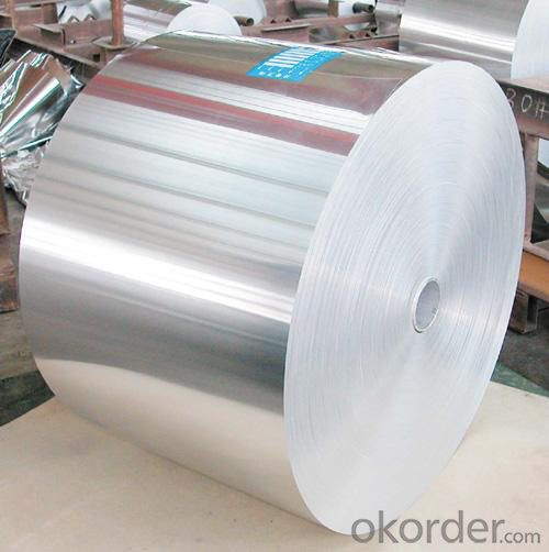 Aluminium Foil Jumbo Roll for Medcine Packaging