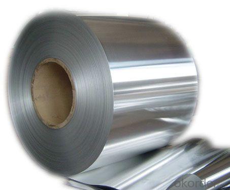 Aluminium Cast Slab not Alloyed in Coil Form