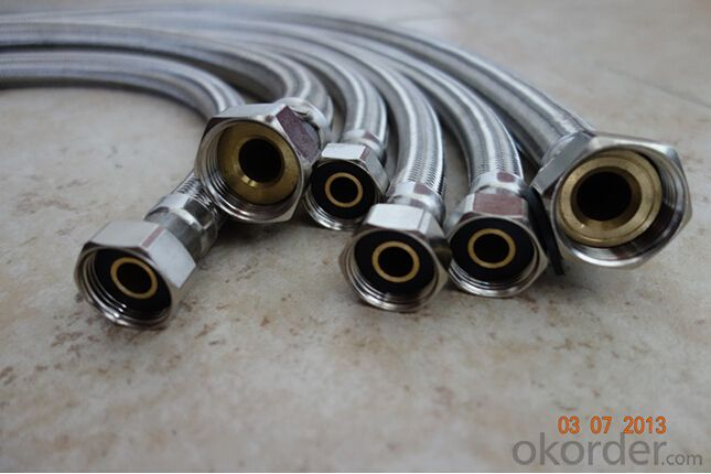 Stainless Steel Braid Hose with Special Treatment