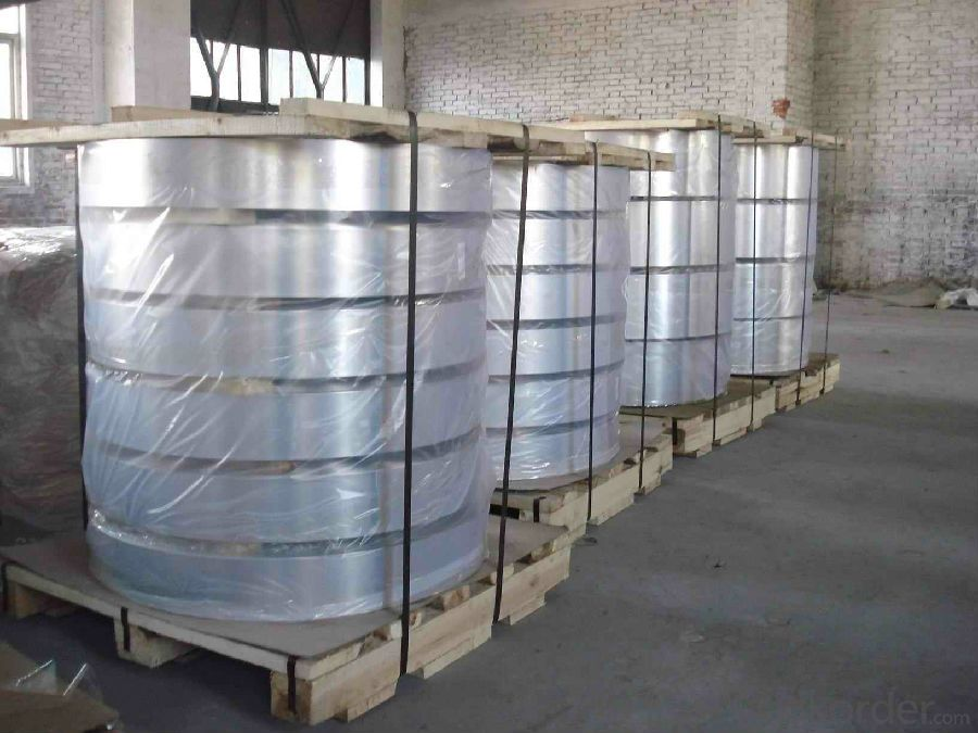 Aluminium not Alloyed in Coil Form of AA1050 AA1070