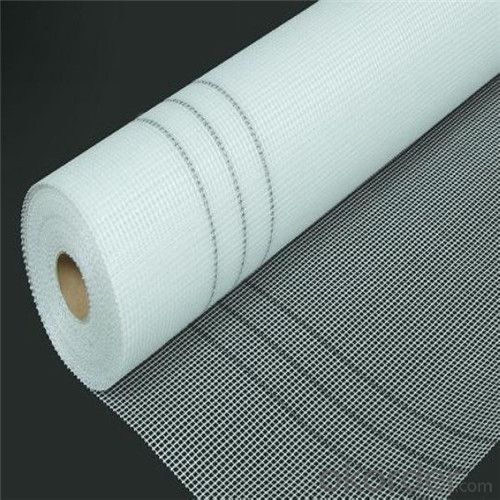 Coated Alkali-Resistant Fiberglass Mesh Cloth 145G/M2 5*5MM High Strength Low Price