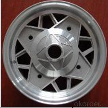 Aluminium Alloy Wheel for Great Pormance No. 4011