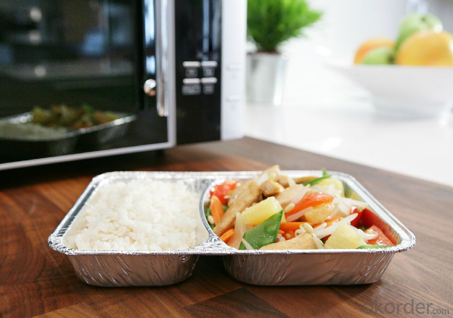 Aluminium Foil for Food Container with Best Quality
