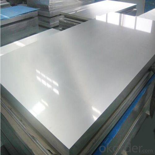 Precutted Checker Aluminium Plain Plate for Door
