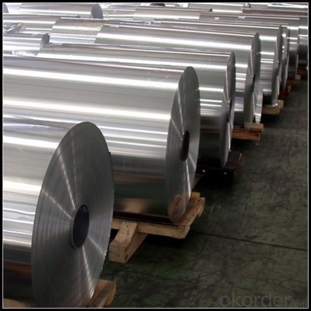 Aluminum Coil in Roll Shutter with Different Aluminum