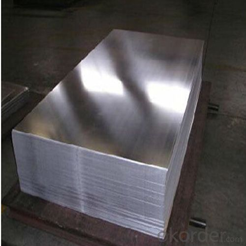 Plastic Film Coated Aluminum Sheet with High Quality