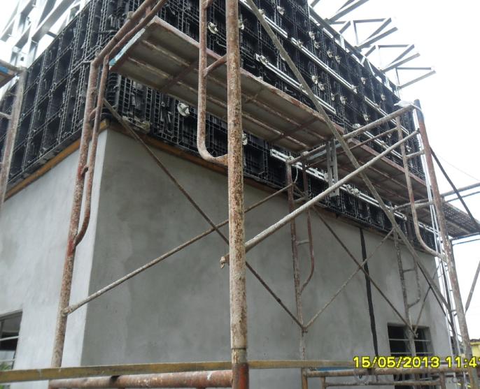 Plastic Formwork Concrete Formwork for Scaffolding