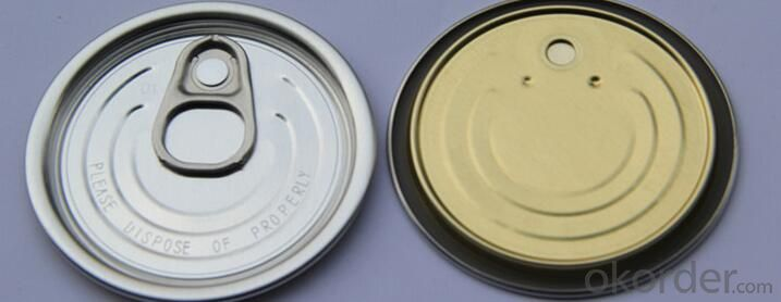 8000 Series Aluminium Can Stock for food packing