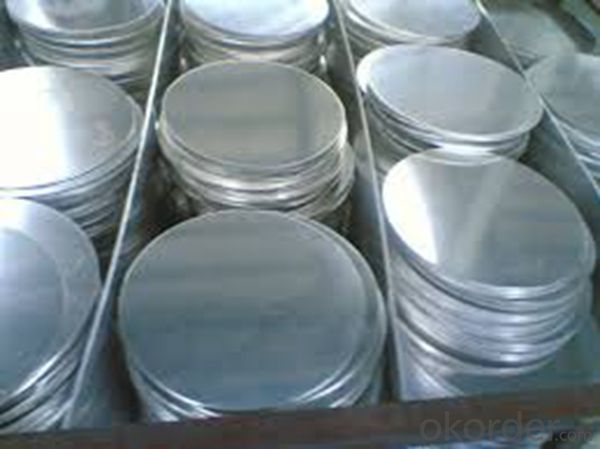 DC Aluminium Circles for Deep Drawing Pots