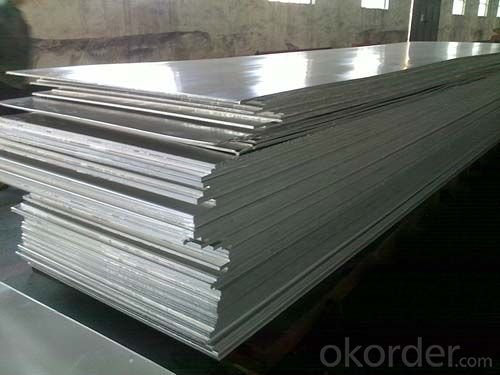 Mill Finished Aluminium Sheet for Different Applications