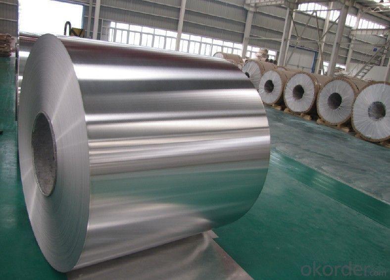 Continours Casting Aluminium Coil Household Foil Aluminium Containers