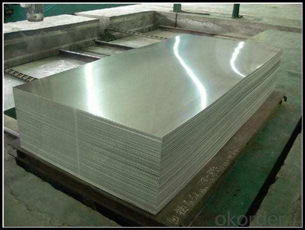 Aluminium in Sheet Form for Building Decorations